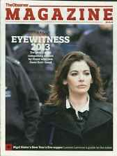 The Observer Magazine: Nigella Lawson, Oscar Pistorius, Andy Murray - 29.12.13