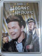 Hogans Heroes Seasons 1-4 - Bob Crane, Richard Dawson  19 DVD Set sealed