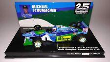 Minichamps F1 Benetton B194 Michael Schumacher 1/43 GP Australia 1994 Mild Seven