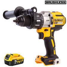 Dewalt DCD996N 18V Brushless Combi Hammer Drill with 1 x 5.0Ah DCB184 Battery