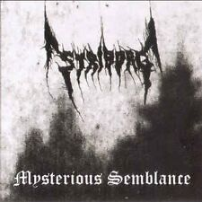 Striborg - Mysterious Semblance CD 2005 Finsternis Productions,Xasthur,Urfaust