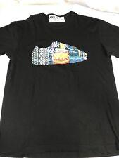d80807d453c0 Kiks Tyo Artist Romanowski Jordan T-shirt Sneaker Rare Mens Large