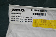 ATAG S0017800 FÜHLER PT100 2,5M ZLC ZLB SGC SENSOR PT-8330/100 ZON NEU