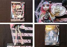 """POUPÉE """"Monster Hight Rochelle Goyle"""" HASBRO  2011"""
