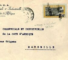 More details for french cols togo cover le havre *paquebot* cancel postmark maritime 1930 f31a