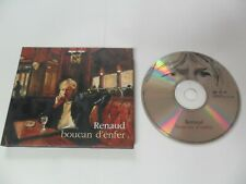 Renaud - Boucan D' Enfer (CD 2002) Limited Edition