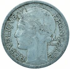 COIN / FRANCE / 2 FRANCS 1945 BEAUTIFUL COLLECTIBLE  #WT29601