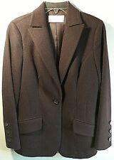 VTG Valentino Roma Long Sleeve 100% Cashmere Women's Blazer Size: 8