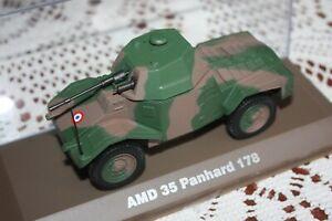 AMD  35  PANHARD  178  -  Eaglemoss 1/43 non Minichamps