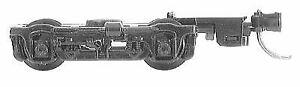 MICRO TRAINS LINE N SCALE TRUCK STD 4-WHEEL PASSENGER SLV (1 PAIR)   342051