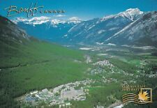 CANADA UX 120 - CR 369 - PREPAID POSTCARD BANFF SPRINGS HOTEL WITHOUT TM ON BACK