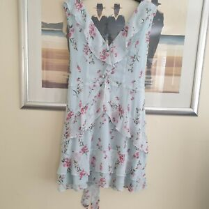 Beautiful Ditsy floral dress by Lipsy size 16 must see