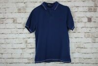 Fred Perry Navy Polo Shirt size S
