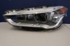 2016 2017 BMW X1 F48 LEFT SIDE HEADLIGHT XENON WITH LED HOSING ONLY