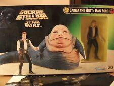 STAR Wars Vintage Sacchetto-SALACE CRUMB Figura-Jabba the Hutt Playset