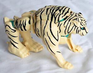Tigatron Transformers Beast Wars Hasbro/Takara 1995/1996 White Tiger