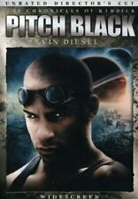 The Chronicles of Riddick: Pitch Black (Unrated Director's Cut) - Dvd