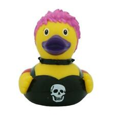 Punk woman rubber duck
