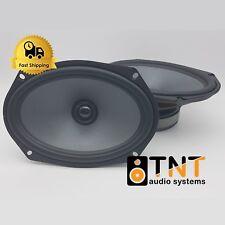"MOREL TEMPO ULTRA INTEGRA 692 2WAY CAR SPEAKER SYSTEM 6X9"" 140W RMS - Brand New"