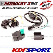 KDF CDI IGNITION COIL RECTIFY REGULATOR START RELAY FOR HONDA MONKEY Z50J Z50 50
