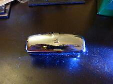 Lucas 467/2 Chrome Brass glass numberplate light Austin Healey Triumph Morris