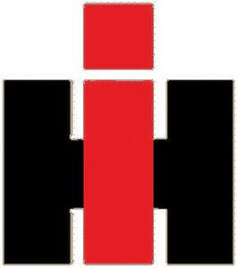 International Harvester IH logo t-shirt            0200   S,M,L or XL