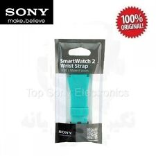 NEW Sony SmartWatch 2 Wrist Strap SW2 SE20 Band - Green Turquoise