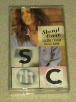 Sheryl Crow - Tuesday Night Music Club (Cassette Tape, 1993) Pop-Indie Album