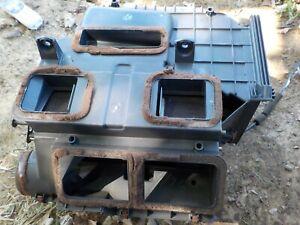 88-91 Honda Prelude Heater Core Radiator Complete in Blend Box Housing Genuine