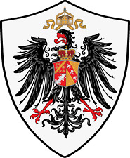 Wappen Deutsches Reich Elsass- Breite ca. 25cm Höhe ca. 27 cm