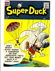 Super Duck 70 (1956): FREE to combine- in Very Good condition