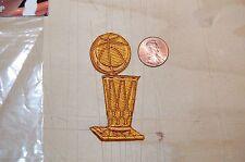 """NBA 2 3/4"""" Patch NBA Playoffs Champion Logo 2006/2007-Present National Emblem"""