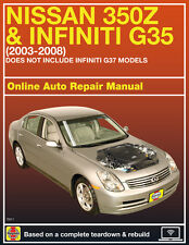 Service & Repair Manuals for Nissan 350Z for sale | eBay
