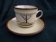 Denby SAVOY. Teacup and Saucer