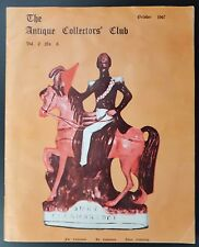 The Antiques Collectors Club Magazine, October 1967, Vol 2 No 6, Free UK Post