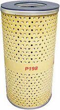 Baldwin Filter P198, Full-Flow Oil or Transmission Element