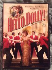 Hello, Dolly ! Dvd Français & English Perfect Condition/ Parfaite Condition