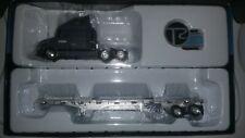 1/53 Scale, Tonkin, Volvo VNL670 w/ 48' flatbed trailer, Knight (SAPA)