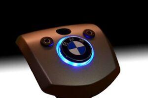 LED Emblem Lighting Handlebar Cover For BMW C650GT