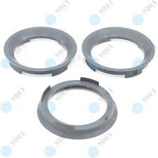 4 Anelli di centraggio cerchi AEZ 60,1-57,1mm per AUDI A1 S1 A2 A3 TT