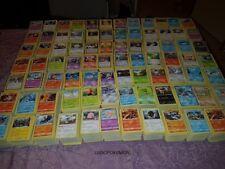 PROMO lot de 50 cartes pokemon neuves sans doubles dont rares et brillantes