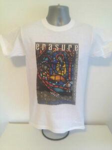 ERASURE fan T-SHIRT - 80s synth pop inspired