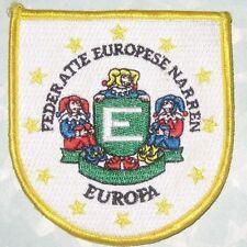 Federatie Europese Narren Europa Patch