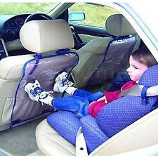 NUOVO Set di 2 bambini Auto Indietro Sedile chiaro Protector-mantiene il sedile pulito
