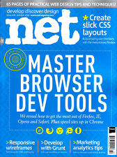 .NET Magazine October 2013 MASTER BROWSER DEV TOOLS Slick CSS Layouts @New@