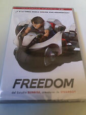 "DVD ""FREEDOM"" PRECINTADO SEALED 2DVD SERIE COMPLETA KATSUHIRO OTOMO"