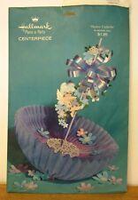 HALLMARK Shower Umbrella pop-up 1970s party decoration 3D centerpiece