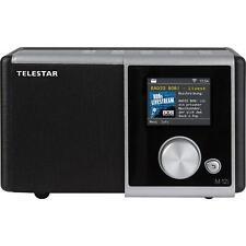 TELESTAR Internetradio USB, MP3 Player, WMA, WiFi, Radio Internet Lautsprecher