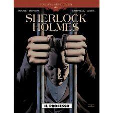Weird Tales 30 - Sherlock Holmes - Il Processo - Editoriale Cosmo ITALIANO #NSF3