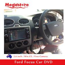 "7"" Car DVD PLAYER GPS STEREO RAIDO HEAD UNIT For Ford Focus Mondeo S-Max GALAX Y"